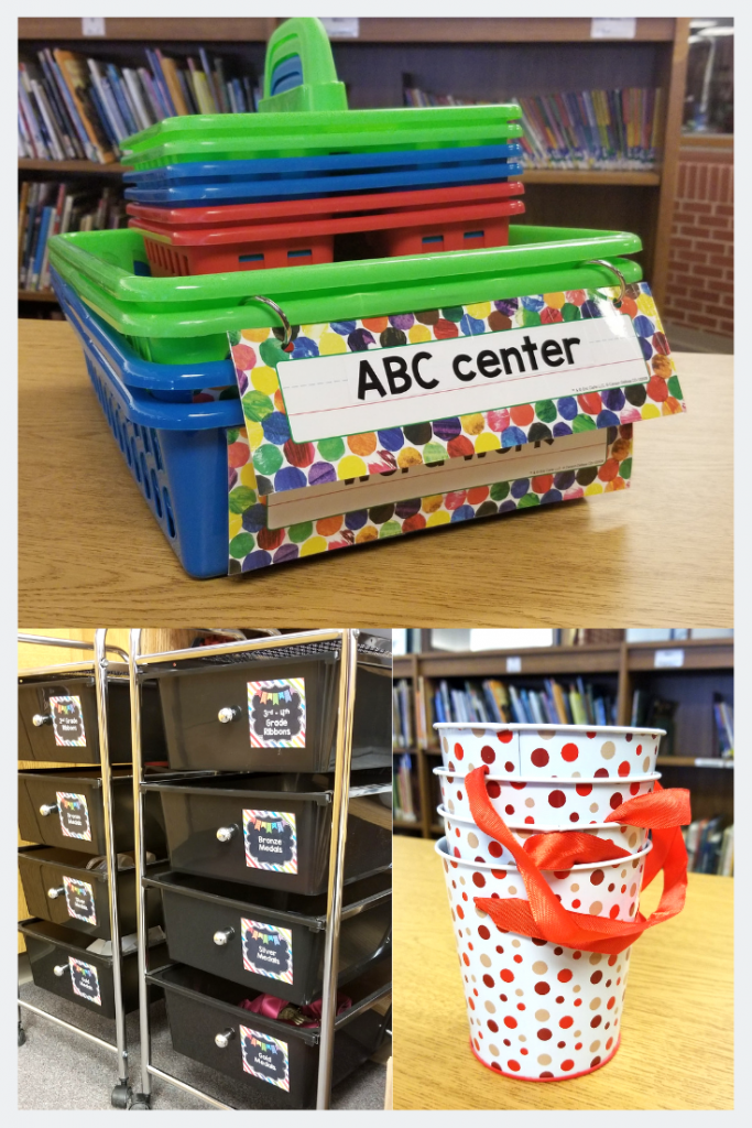 10 things every teacher needs for an organized classroom, including affordable and inexpensive storage solutions