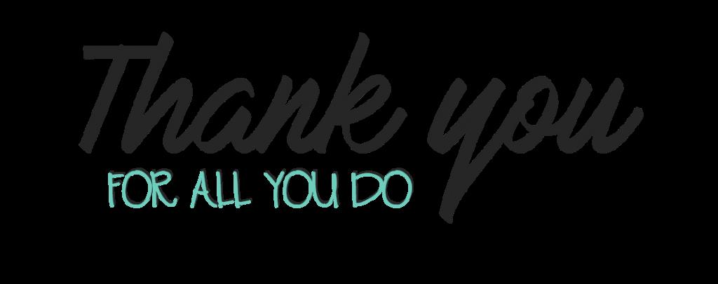 thank you, tacky the teacher, teaching blog
