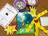 A Day of Sneetches & 2 Dr. Seuss Freebies from The Schroeder Page blog