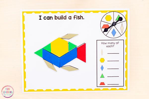 Ocean Math Activities