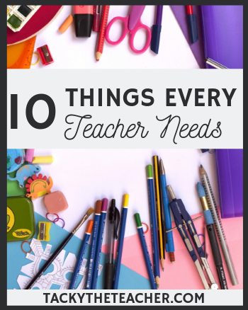 Teacher supplies to make your day to day life as a busy teacher easier! Spend more time on preparation, planning, and implementing your curriculum.
