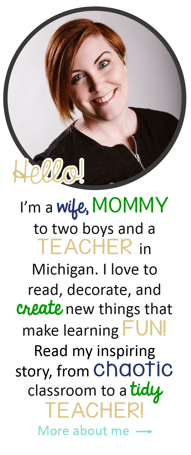 How I Went from a Chaotic Classroom to a Tidy Teacher! | Tacky the Teacher